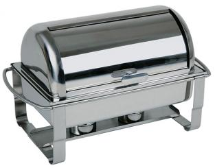 "rolltop-chafing dish ""CATERER"""