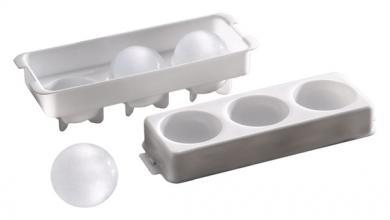 molde de cubitos de hielo esféricos