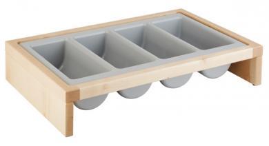 cajón para cubiertos