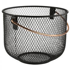 cesta para pan o fruta 21 x 21 x 16,5 cm