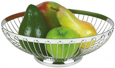 cesta para pan o fruta 20,5 x 15,5 x 7 cm