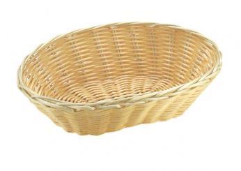 cesta para pan o fruta 18 x 12 x 7 cm