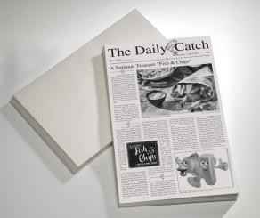 papel alimenticio para cucurucho 42 x 25 x 3 cm