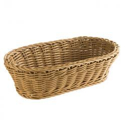 cesta de baguette, oval