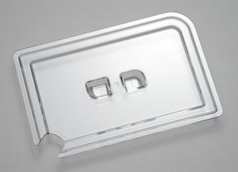 tapa, con espacio para la cuchara 22 x 14,5 x 2 cm